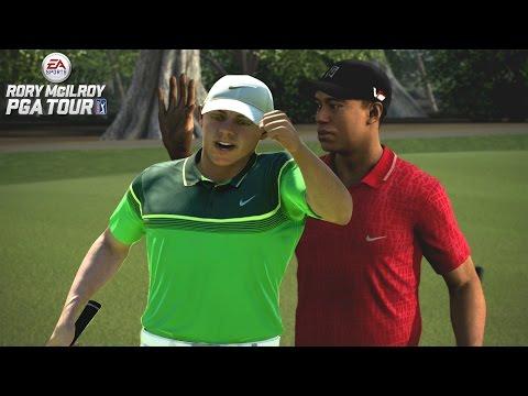 EA SPORTS RORY McILROY PGA Tour vs Tiger Woods PGA Tour | Roster Breakdown!