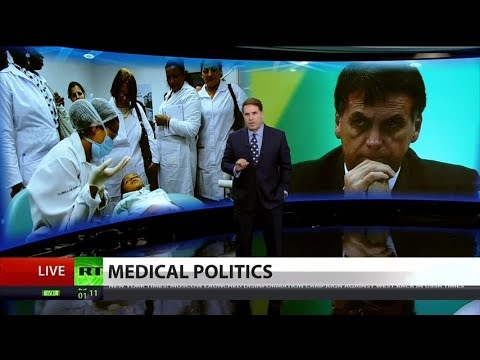 Brazil's New President Does Not Want Cuban Doctors