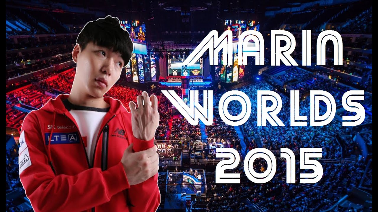 SKT MaRin - The true carry | 2015 worlds montage [League of Legends] - YouTube