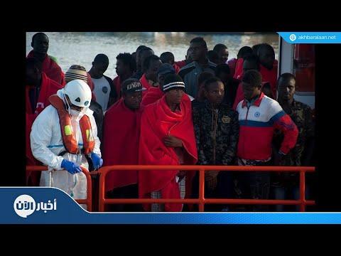 إيطاليا تهدد بغلق مطاراتها في وجه اللاجئين
