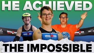 Chris Nikic Achieved The Impossible 💪🏼 | #shorts