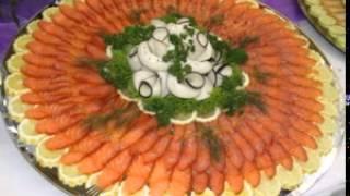 ПРОСТЫХ И КРАСИВЫХ ИДЕЙ!!  Украшение стола,украшение блюд