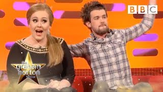 Miranda and Jack Whitehall