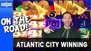 🎰 Atlantic City WINNING 🐋 Big Win 🐋 w/ ➡️ Fast Cash 💵 ✦ BCSlots