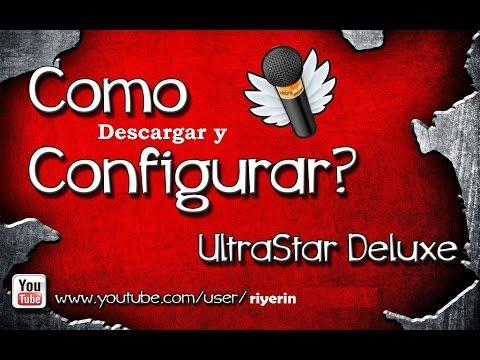 Como instalar karaoke ultrastar   [Full + Pack Canciones] MEGA