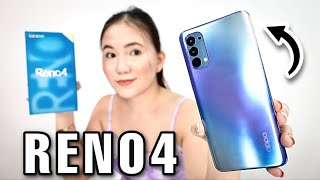 OPPO RENO4 UNBOXING & REVIEW: MAY LABAN PA BA?