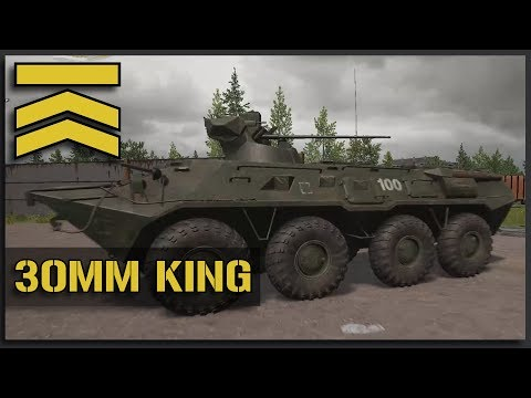 King of the Iron Jungle (30mm Gameplay) - Squad Gameplay (Squad Full Game)
