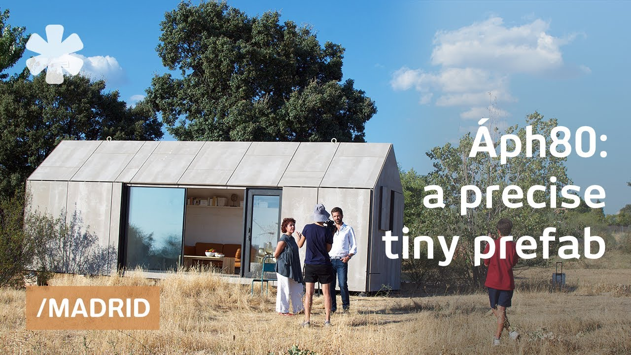 Portable Prefab Homes portable home delivered as furniture, tailored as smartphone - youtube