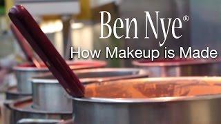 How Ben Nye Makeup is Made