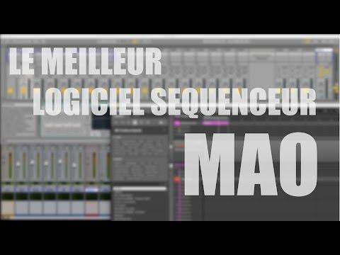 MAO : Le meilleur logiciel séquenceur