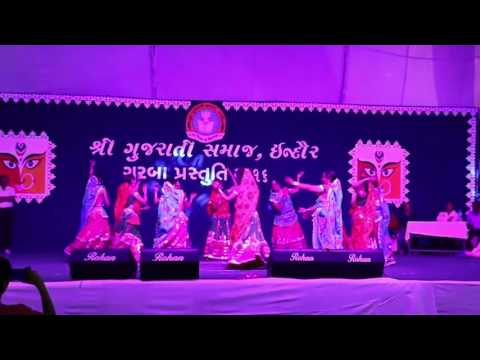 Gujarati Samaj Indore - Garba 2016 - (RRCAT Group)