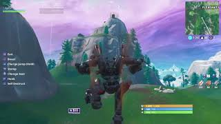 Ser destruido en Fortnite