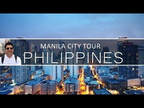Exploring Manila Philippines In Jeepney   INTRAMUROS & Fort Santiago (Subtitles)
