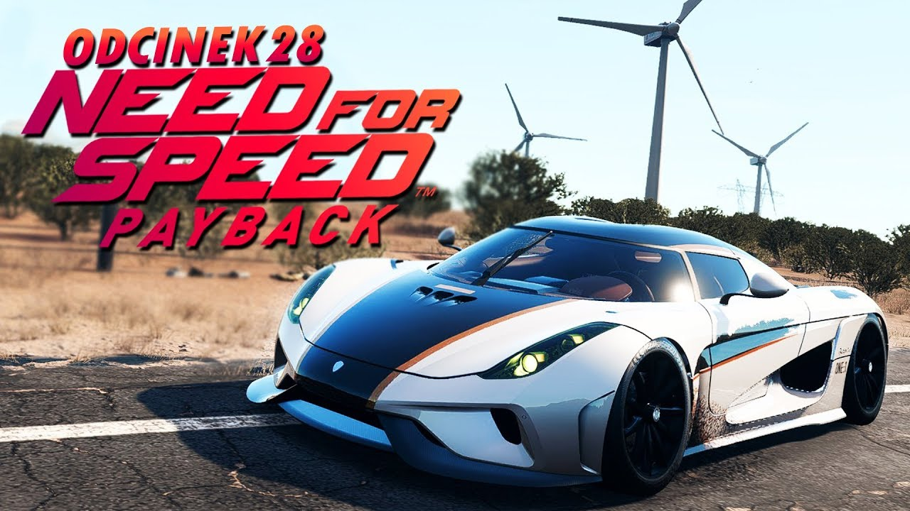 Need for Speed Payback PL (DUBBING) #28 – REGERA NAJSZYBSZA W GRZE! – PC