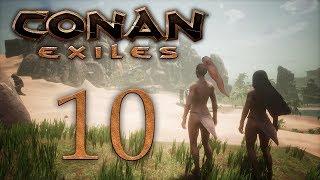 Conan Exiles - Это не побег, это тактическое отступление [#10] | PC