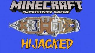 PS3 MINECRAFT HIJACKED BO2 CUSTOM PVP MAP w/download