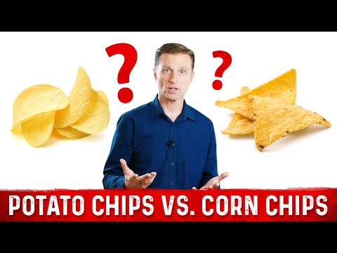 Potato Chips vs. Corn Chips: What's Worse?