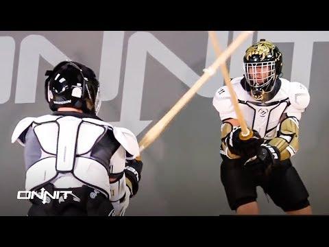 TJ Dillashaw vs. Aubrey Marcus - It's a Sword Fight!