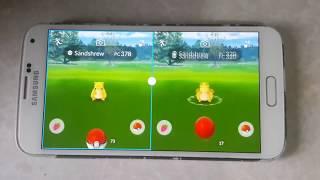 Pokémon Go, jugar con 2 cuentas a la vez en el mismo Celular! (Samsung) [Android](Ya no funciona)