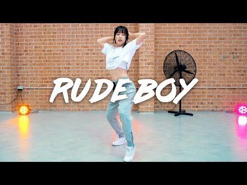 Rihanna - Rude Boy (Moshe Buskila Dancehall Remix) | SKY J CHOREOGRAPHY