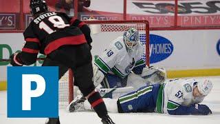 Brandon Sutter on Canucks 2-1 loss to Ottawa Senators   The Province