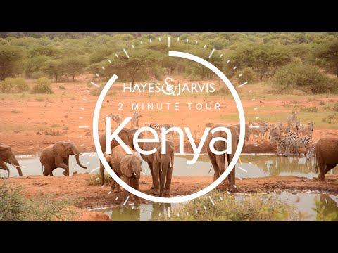 Hayes & Jarvis   2 Minute Tour of Kenya