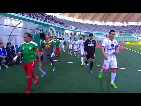 ALTYN ASYR FC vs AL WEHDAT: AFC Cup 2016 (Group Stage)