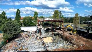Demolition of 115 Canberra Avenue, Griffith ACT