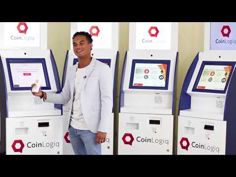Coin Logiq Bitcoin And Crypto ATM