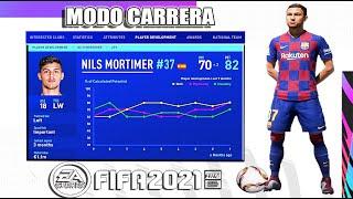 EA SPORTS PIERDE ESTA LICENCIA PARA FIFA 21 Y ACADEMIA DE JUVENILES REALISTA EN MODO CARRERA.