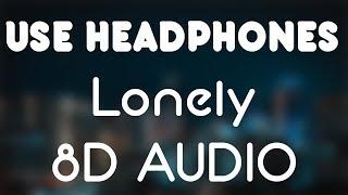 Jonas Brothers, Diplo - Lonely (8D AUDIO)