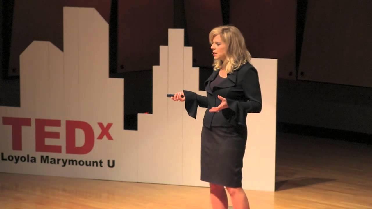 How to Get a Mentor - Tedx Talk from Ellen Ensher