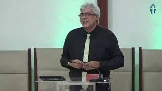 #51 - Culto de Oração e Ensino | Rev. Robson Ramalho