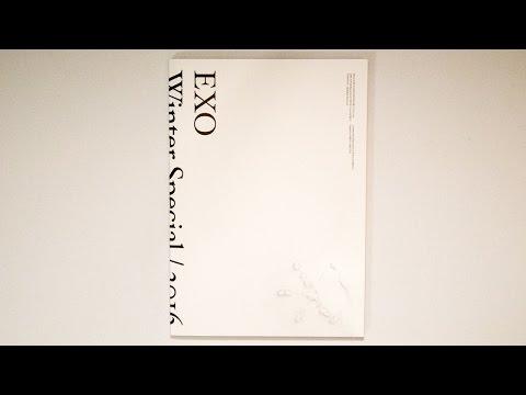 Unboxing | EXO 2016 Winter Special Album -...