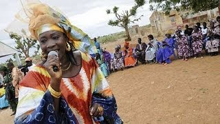 UNICEF and European Commission support drive to end female genital cutting in Senegal