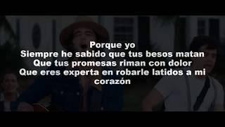 Besos en guerra - Morat ft. Juanes (Letra)