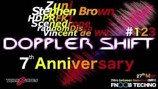 Scenedrone - Doppler Shift 7yr Anniversary Mix Video