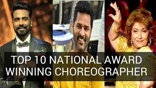 Famous Choreographers From India