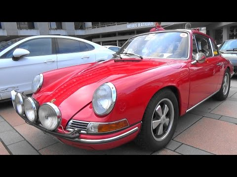 Porsche 911 S (1967–1969) - Porsche Club Pforzheim South-Wes
