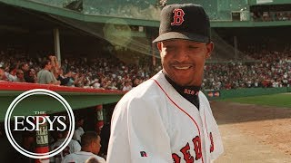 Pedro Martinez Dominated MLB In His Prime | The ESPYS | ESPN