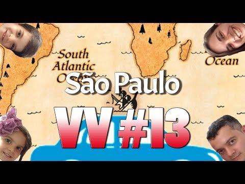 Casa Sustentável, Corpo de Bombeiros, Hospital e Joalheria  - São Paulo (Dia 08 - parte 2) - VV#13