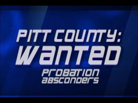 Pitt County: WANTED - Probation Absconders for 9/15/2014