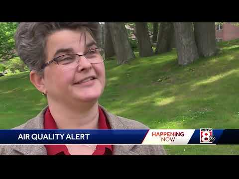 Mainers urged to stay healthy in the heat