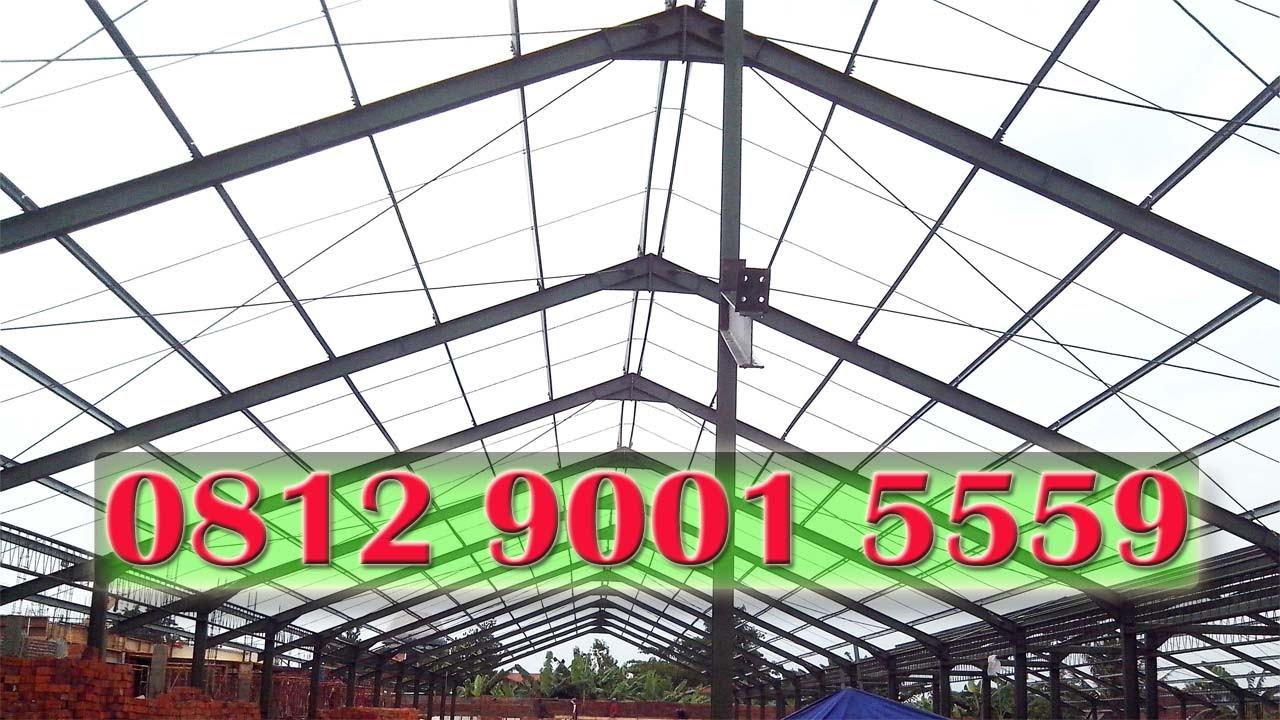 tukang baja ringan lombok 0812 9001 5559 telkomsel jasa konstruksi timur