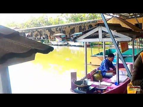 Floating Market Villa Kancil Di Majalaya Bandung