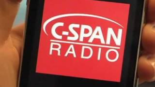 C-SPAN Radio iPhone App - FREE