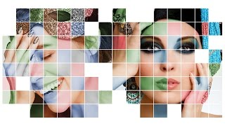 Photoshop CC 2015 Tutorial: Create Fun, Color-Grid, Mosaics from Photos!