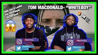 "[Brothers React] Tom MacDonald - ""WHITEBOY"""