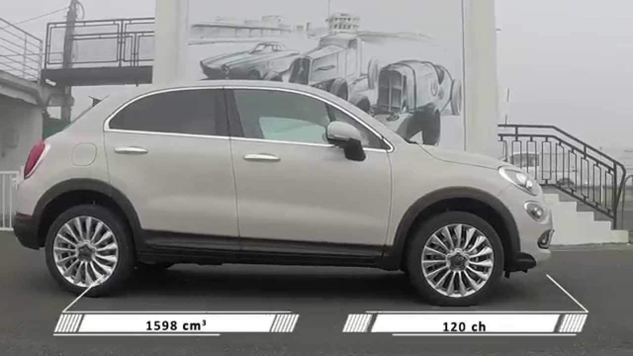 2015 fiat 500x 1 6 multijet 0 100 km h sur le circuit. Black Bedroom Furniture Sets. Home Design Ideas