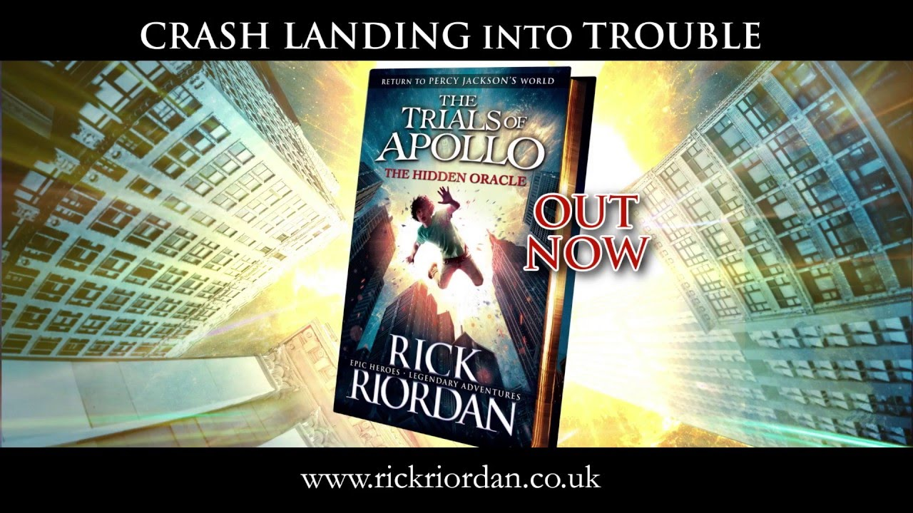 The Trials of Apollo: The Hidden Oracle by Rick Riordan | Book ...